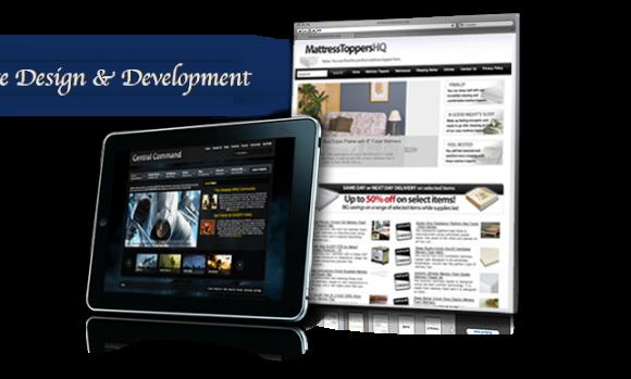 Website Design & Development Main Slider