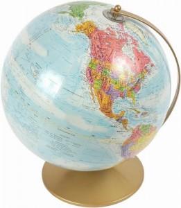 About Us Globe